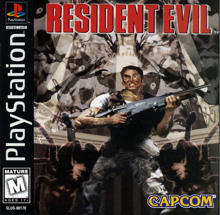 Resident Evil One Ps-One