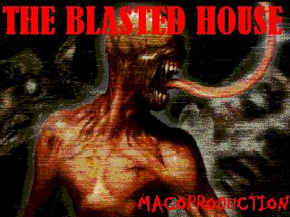 The blasted House - Titre